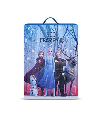 SIX Frozen II Adventskalender für Kinder mit hübschen Schmuckstücken und Accessoires zum...