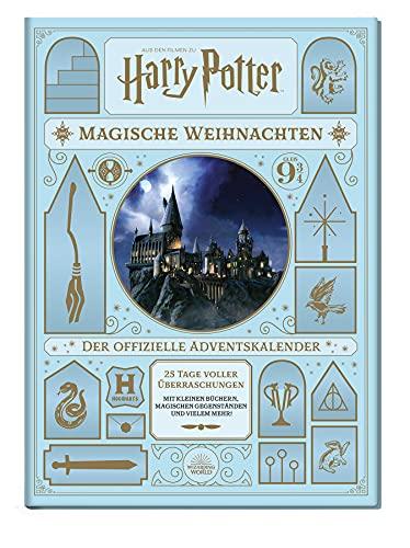 Aus den Filmen zu Harry Potter: Magische Weihnachten - Der offizielle Adventskalender: 25 Tage...