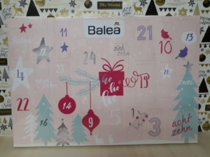Bale Adventskalender 2018 Gewinnspiel
