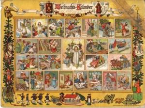 Adventskalender - Im Landes des Christkinds