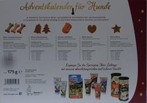 Adventskalender für Hunde Leckerli getreidefrei - 2