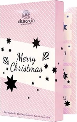 Alessandro 2017 Adventskalender, 24 kleine Überraschungen für die Adventszeit - 1