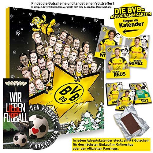 Borussia Dortmund Adventskalender 2018