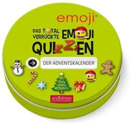 Das total verrückte emoji-Quizzen