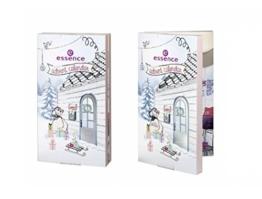 Essence Adventskalender 2017 Make Up Beauty Kosmetik Weihnachtskalender NEU - 1