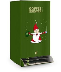 Geschenkbox Kaffee-Adventskalender für 2 - 1