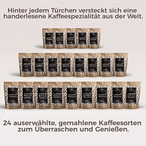 Boxiland Kaffee-Adventskalender
