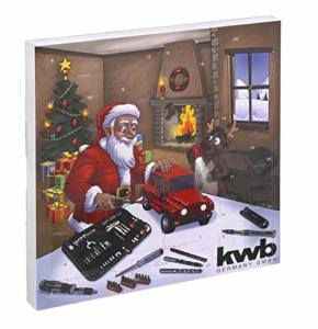 kwb Adventskalender 2018
