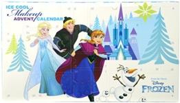 Markwins Disney Frozen Die Eiskönigin Beauty-Adventskalender 2017, 1er Pack - 1