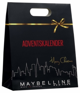 Maybelline Adventskalender Do-It-Yourself