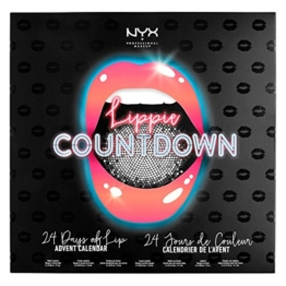 NYX Lippie Countdown Adventskalender 2017