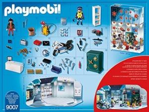 PLAYMOBIL 9007 - Adventskalender Polizeieinsatz im Juweliergeschäft - 3