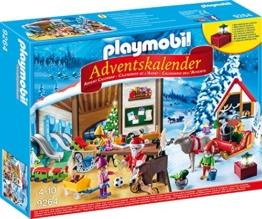 PLAYMOBIL 9264 - Adventskalender Wichtelwerkstatt - 1