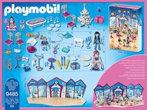 PLAYMOBIL Adventskalender Weihnachtsball Im Kristallsaal 9485