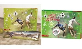 Puzzle-Adventskalender for Boys: Jungs - 1