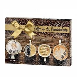 """Roth Frühstücks-Adventskalender """"Coffee und Co"""", 1er Pack (1 x 300 g) - 1"""