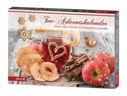 """Roth Tee-Adventskalender """"Für Dich"""", 1er Pack (1 x 36 g) - 1"""