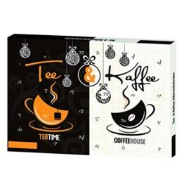 Roth Tee und Kaffee Adventskalender, 1er Pack (1 x 190 g) - 1