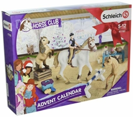 Schleich 97780 Horse Club Adventskalender 2018