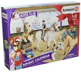 Schleich 97780 Horse Club Adventskalender 2018