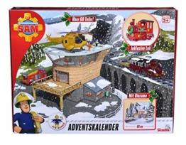 Feuerwehrmann Sam Adventskalender 2018