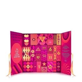 The Body Shop - Adventskalender - XXL-Size - Pink - Rosa - Beauty - Luxus - Kalender - 1