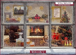 Vita Dulcis Whisky Adventskalender Edit.Premium Scotch 2018-24x0,02l - 1