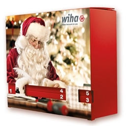 Wiha Adventskalender 2016